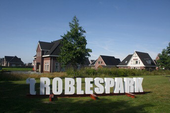 't Robles Park Grootegast