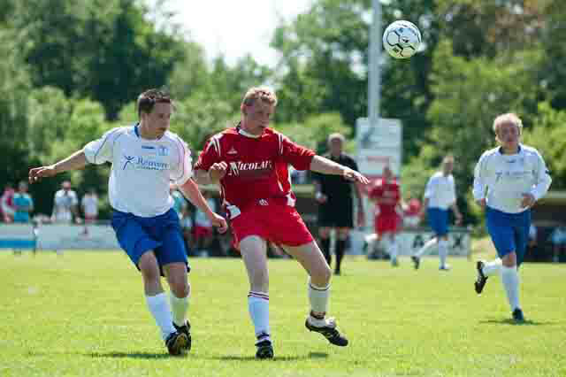 Augustinusga voetbal ASC-5