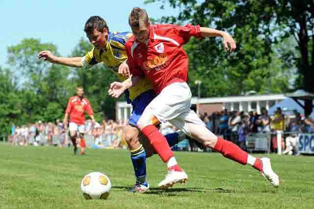 niekerk voetbal 1