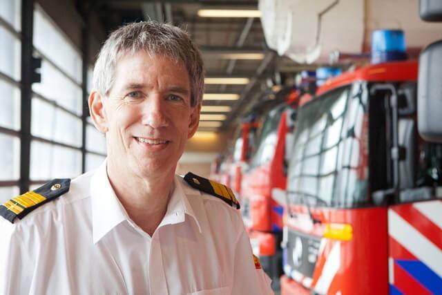 brandweercommandant Groningen