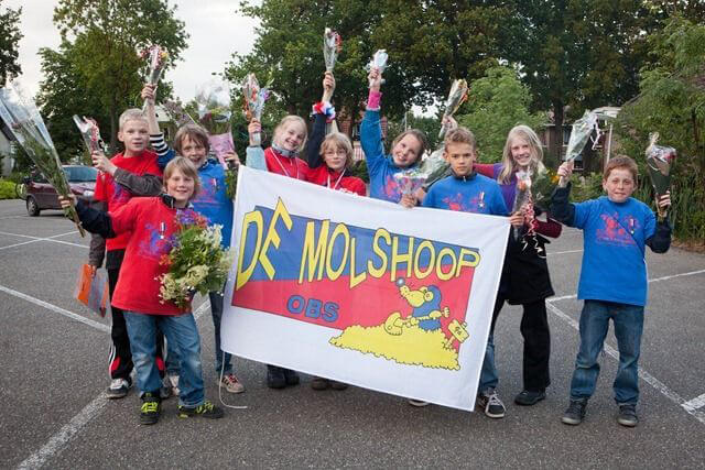 De Molshoop wandelvierdaagse