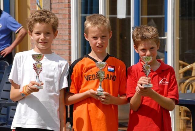 jongens jeugdkampioenen tv odivia