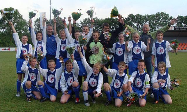 Lauwers D1 voorjaarskampioen 2012