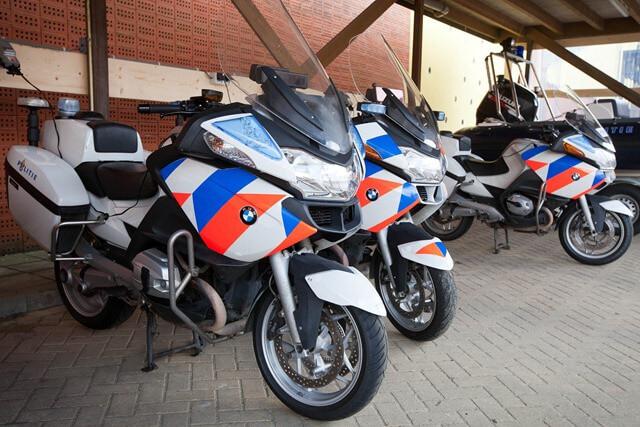 politiemotors