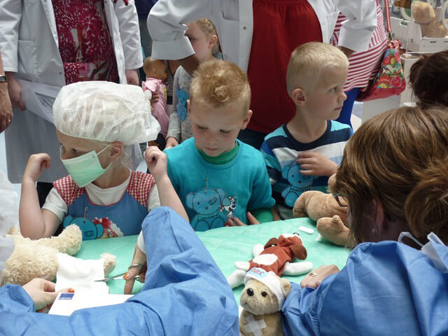 Teddy Bear hospital 051