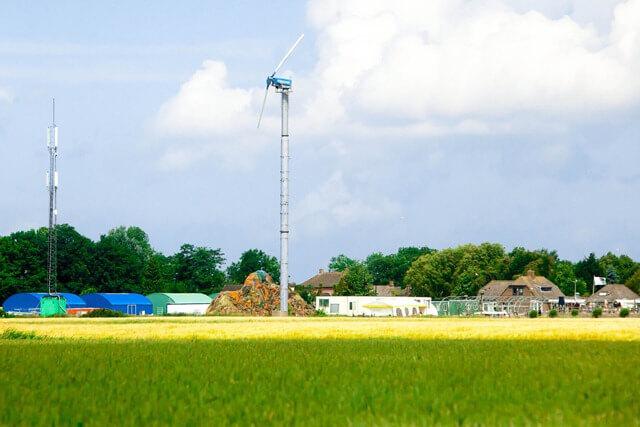 windmolen Pieterburen