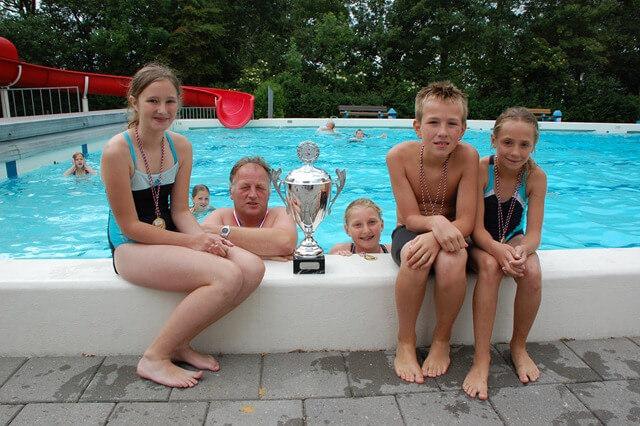 zwemwedstrijden de woldzoom