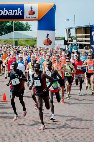 lauwersoog halve marathon