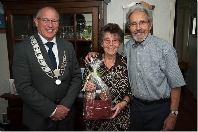 surhuisterveen 65 jaar getrouwd-1