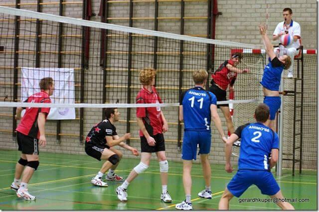 de Meeuwen volleybal
