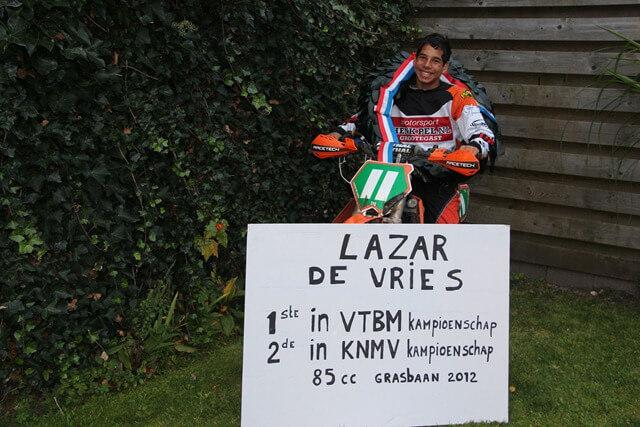 Lazar de Vries