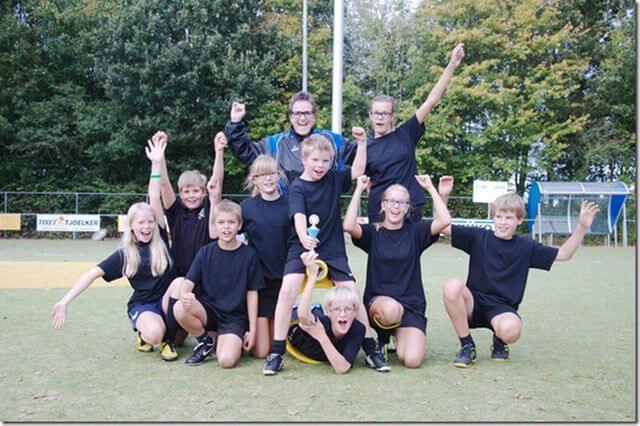schoolkorfbal Grootegast