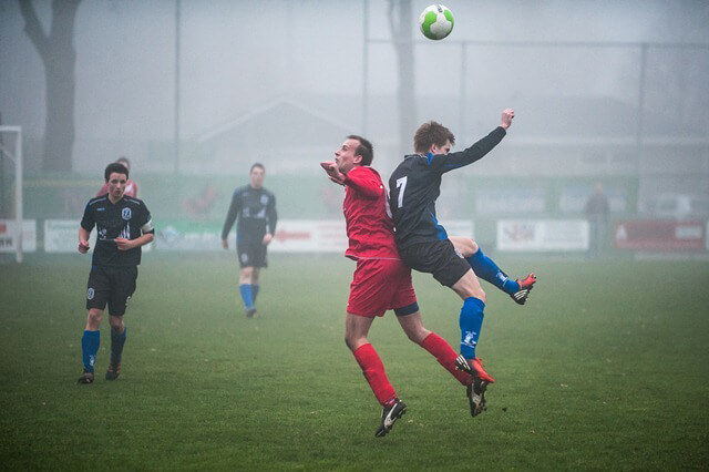 Opende voetbal Heraclieden-2