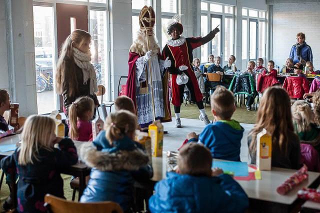 Grootegast knutselmiddag met Sinterklaas-5