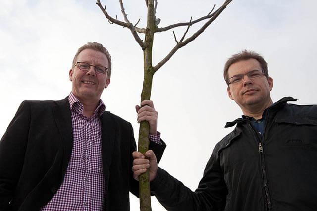 notenboom de Woldborg