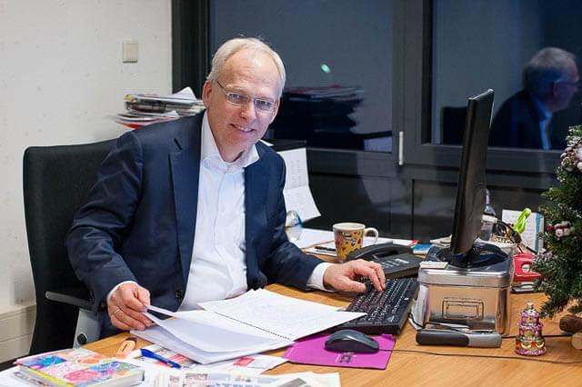 Roden Piet Adema bezoekt dekrant-14