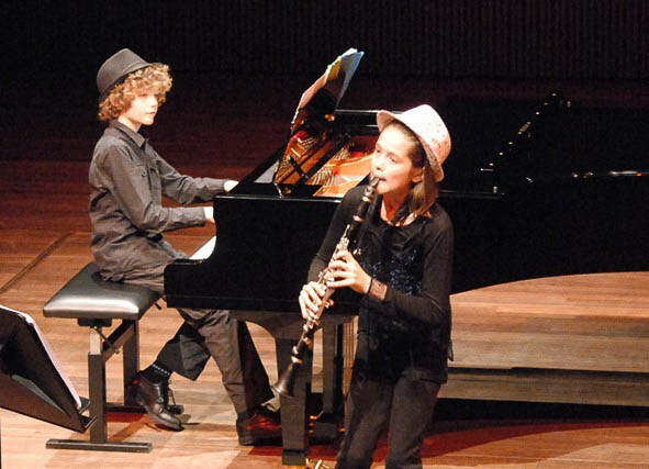 winnaars Haydn Muziekfestival