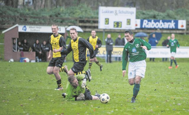Zuidhorn Voetbal Zaterdag