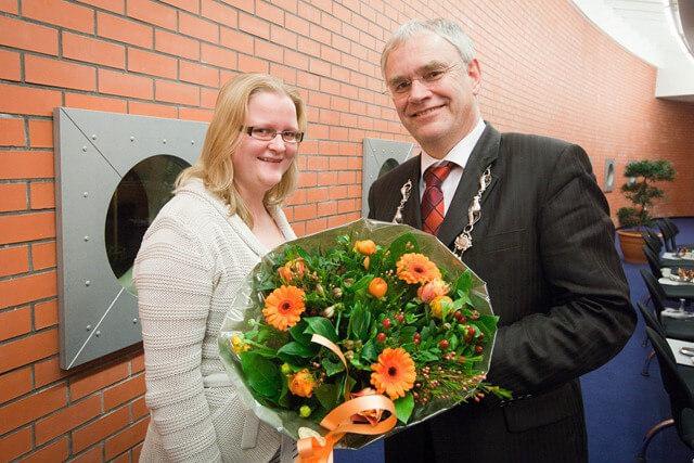 afscheid Esther Groothuis