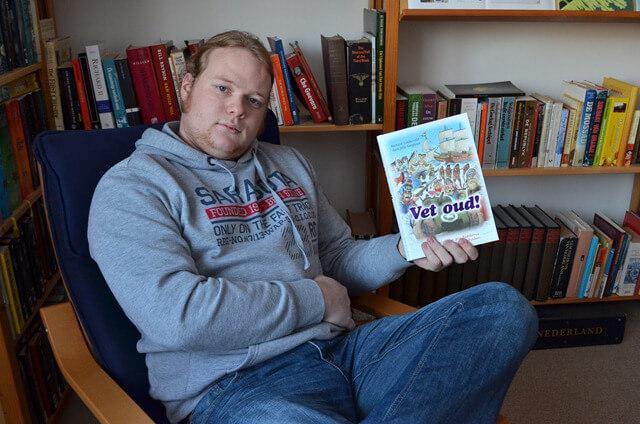 Burgum - Geschiedenisleraren schrijven boek