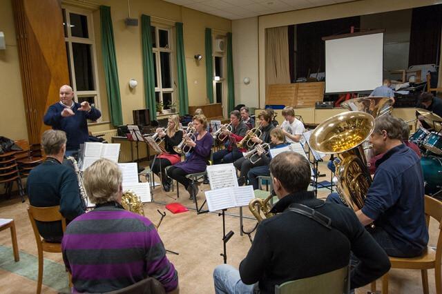 175 jarig jubileum muziekvereniging Orpheus