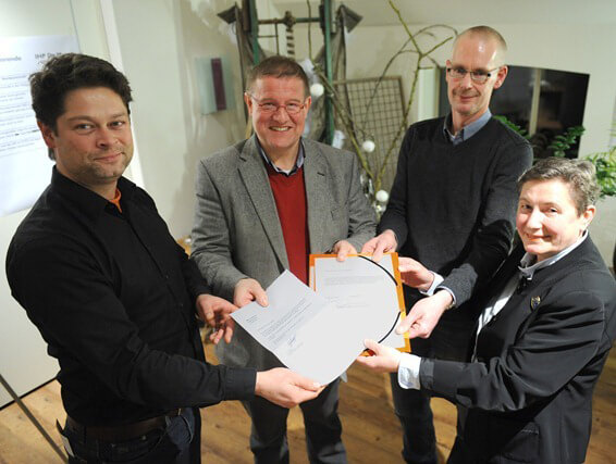 Wehe-Den Hoorn krijgt één nieuwe school onder een nieuwe naam