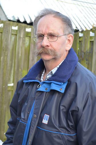 Zwagerbosch - man met de hamer