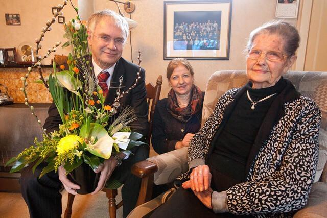104 jarige Noordhorn