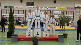 Judo Grootegast Jeffrey 3e