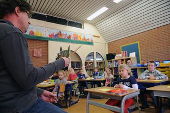 kloosterburen tulpen school 3