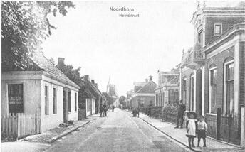 Langestraat Noordhorn