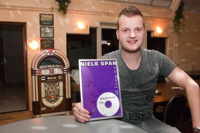 Niels Span single