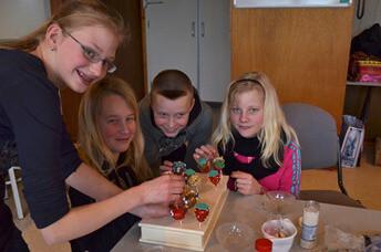 OENKERK - Cakepops maken