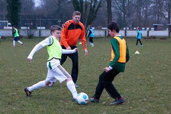 Voetbalschool Grootegast