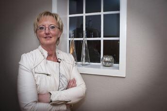 doezuml Betty Huisma voor gast gezinnen uit doezum