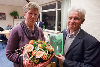 Jubileumboek uitvaartver Laatste Eer Noordhorn