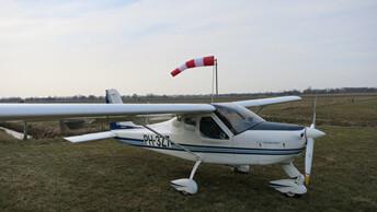 vliegtuig Grootegast