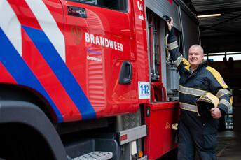 Grootegast Gerrit Tuinstra Brandweer-1