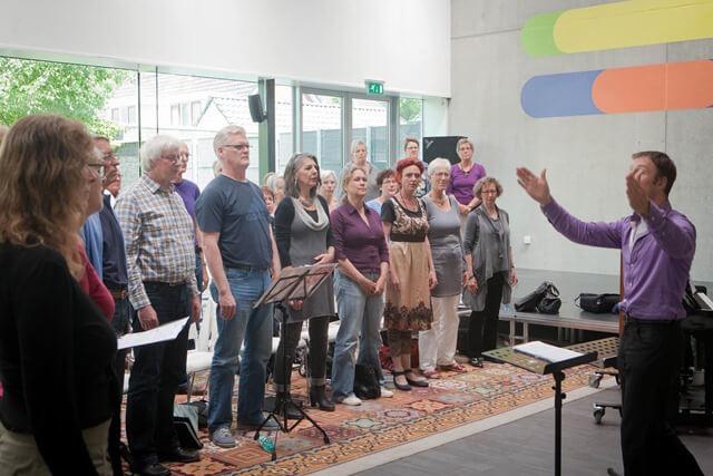 Carmina Burana koor