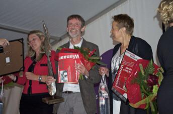 DOKKUM - winnaar ondernemersprijs