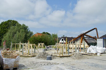 Heropbouw molen Windlust van start
