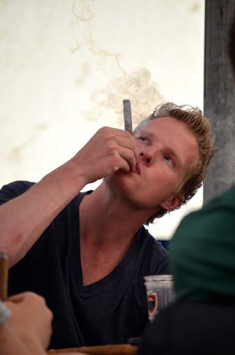 Eastermar - sigaarsmoke
