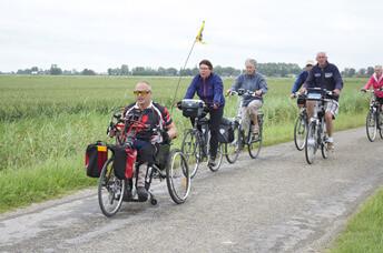 Filmpje fietsvierdaagse 1