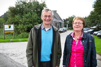 In Beeld Tineke en Jan Enne Haack