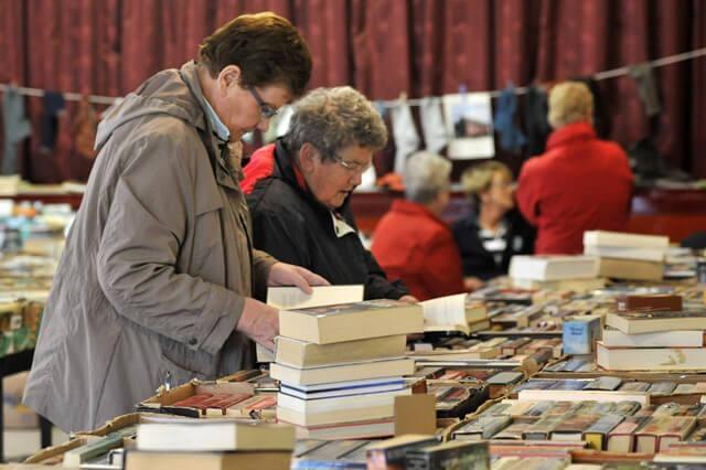 opende boekenmarkt