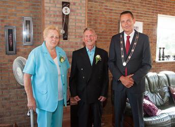 Kollum 60 jaar getrouwd