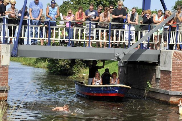 sebaldeburen zwemmen voor kika 2