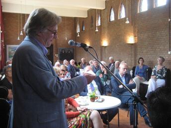OENTSJERK - Sytze de Vries theoloog