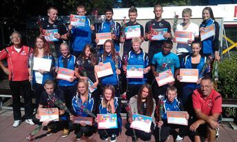 SURHUISTERVEEN - leerlingen SDV zwemdiploma