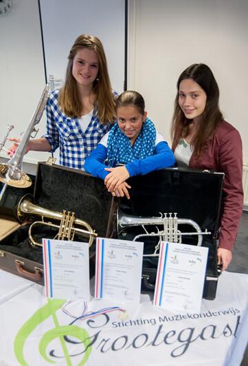Grootegast Muziekvereniging-1